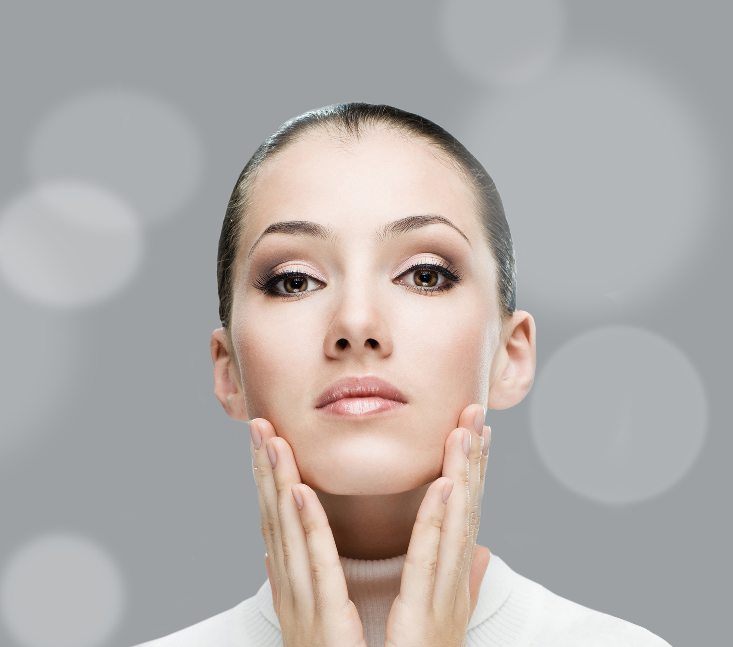 Gesichtshauterfrischung mittels Fruchtsäurepeeling