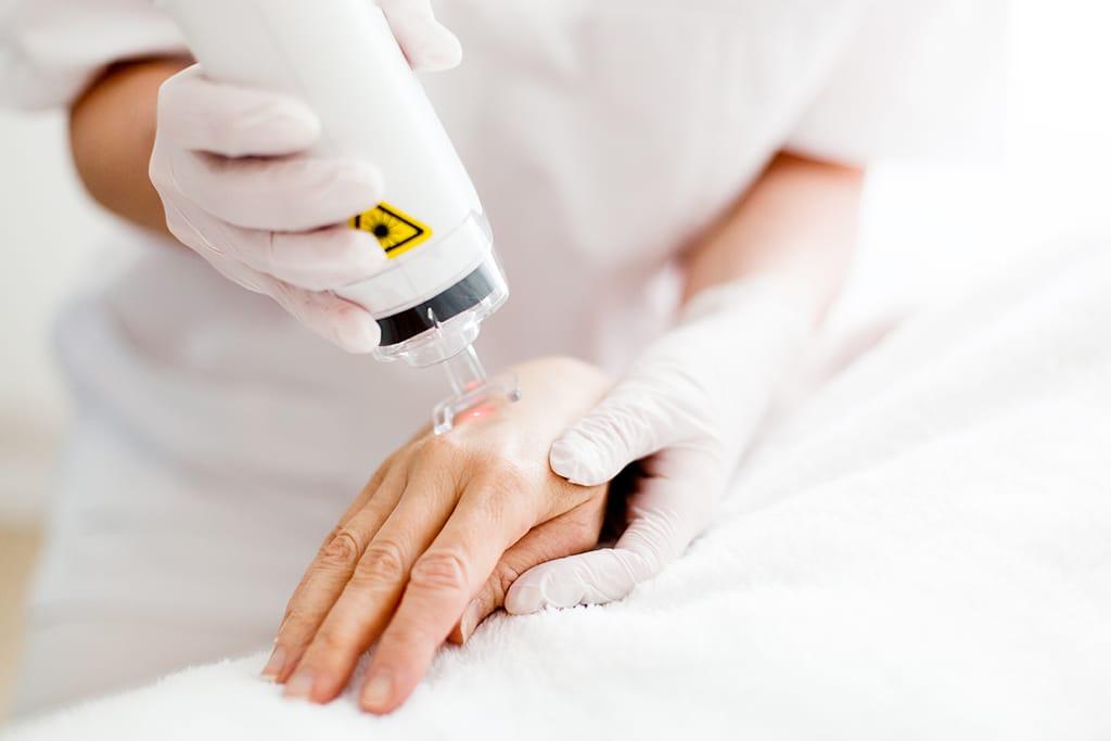 medizinische und ästhetische Lasersysteme