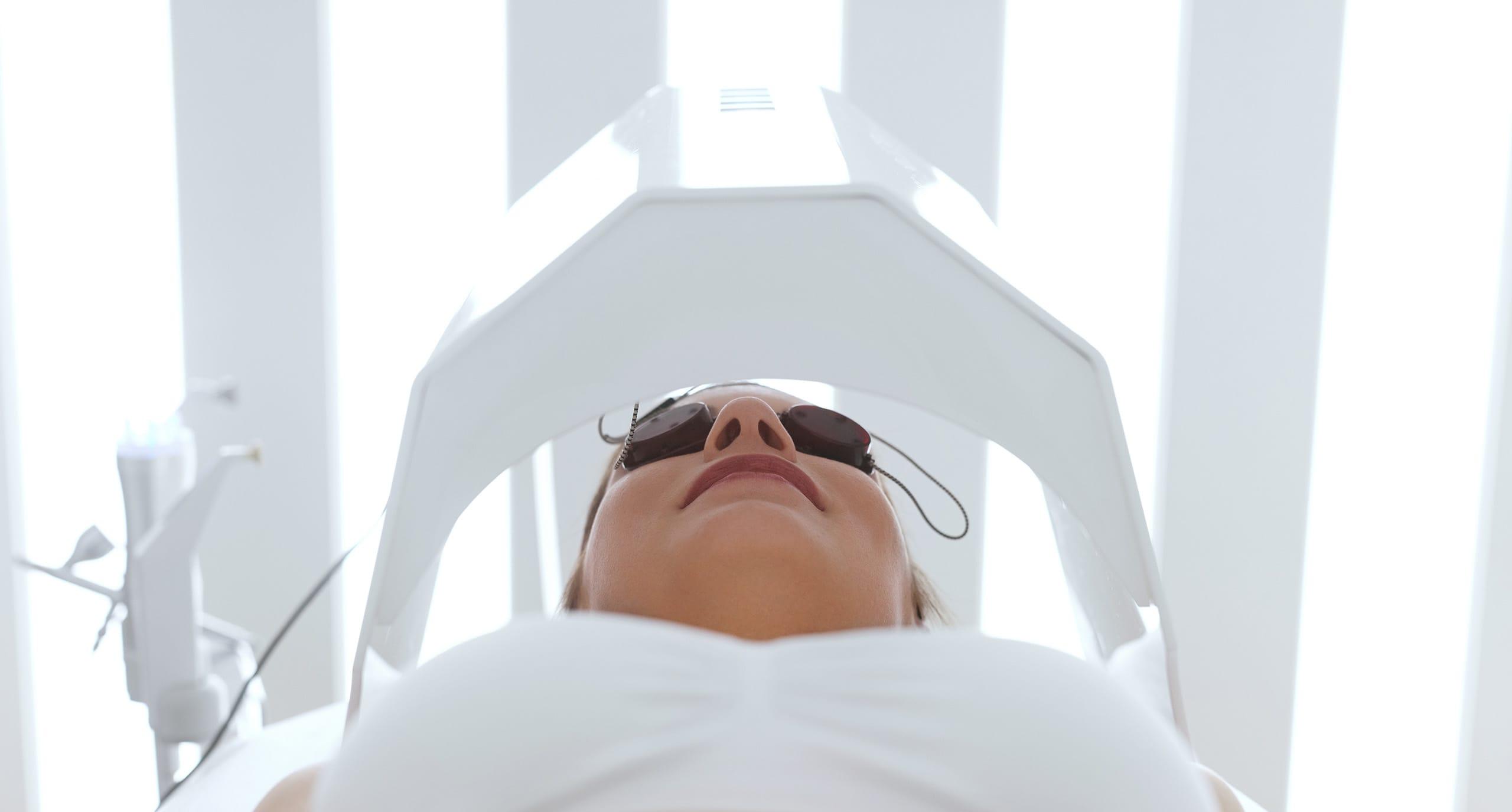 Power-PDT | photodynamische Therapie